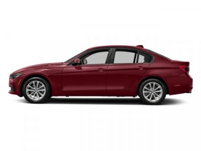 2018 BMW 3-Series 320i xDrive (Melbourne Red Metallic)