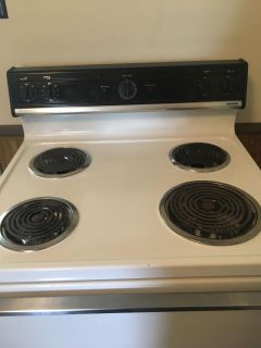 Hot point Electric Stove