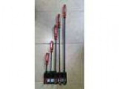 Craftsman piece pry bar set with strike cap (Silver Spring)