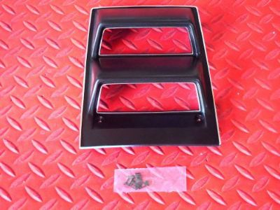 Purchase 1968 1969 CAMARO 1968-1974 NOVA CONSOLE GUAGE COVER MUST WITH FACTORY GAUGES motorcycle in Brooksville, Florida, United States, for US $44.98