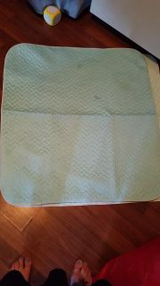 washable pre owned under pads