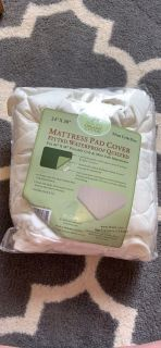 Infant Mattress Pad Cover-Brand New