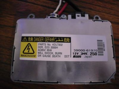 Purchase 04 05 06 07 08 MAZDA RX 8 HID BALLAST motorcycle in Brooksville, Florida, United States