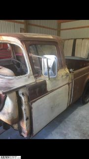 For Sale/Trade: 1959 F-100 Rat Rod project trade for guns