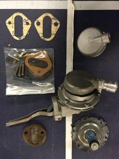 Buy NOS 429 NASCAR Holman-Moody BOSS 429 Carter #4843-S race fuel pump, rebuild kit motorcycle in Manitowoc, Wisconsin, United States