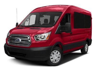 2018 Ford Transit Passenger Wagon XL (Oxford White)