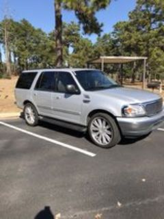 2000 Ford Expedition 3rd Row seats