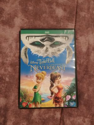 Tinkerbell & the Legend of the Neverbeast DVD
