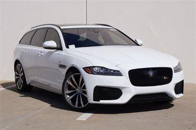 2018 Jaguar XF (White)