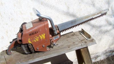 Vintage Wright Power Blade Reciprocating Saws