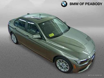 Used 2016 BMW 3 Series 4dr Sdn AWD