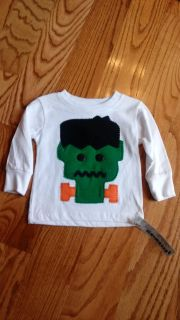 Boutique monster knit top. New w/tags. Size 18M