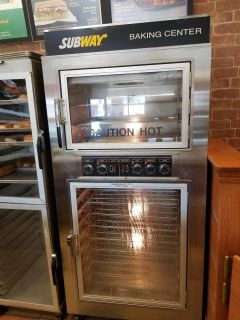 large capacity oven proofer