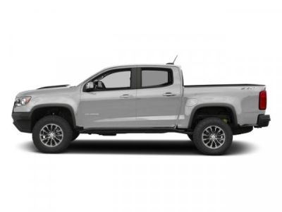 2018 Chevrolet Colorado 4WD ZR2 (Summit White)