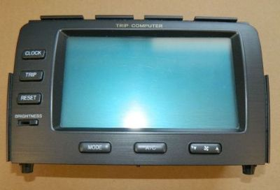 Purchase 2004 2005 2006 ACURA MDX OEM TRIP DISPLAY MONITOR W/WARRANTY motorcycle in King of Prussia, Pennsylvania, United States, for US $119.99