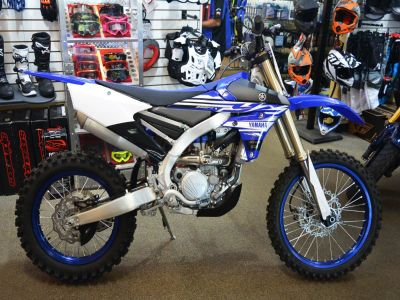 2019 Yamaha YZ250FX Motorcycle Off Road Clearwater, FL
