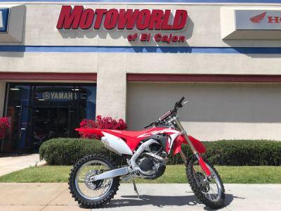 2018 Honda CRF450RX Motorcycle Off Road EL Cajon, CA