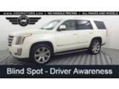 Used 2015 Cadillac Escalade White Diamond Clearcoat, 66.7K miles