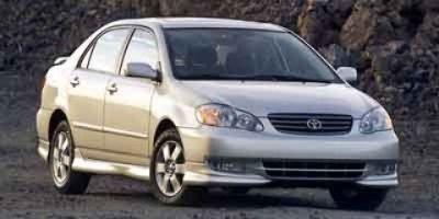 2003 Toyota Corolla CE (Black)