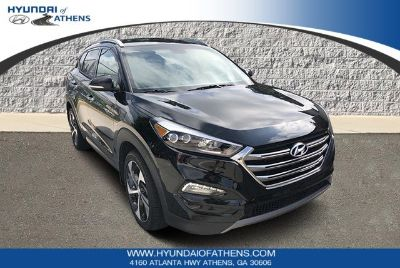 2016 Hyundai Tucson Limited (Ash Black)