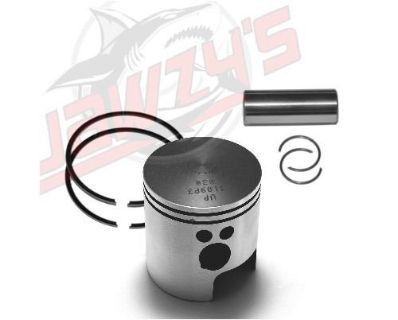 Find Wiseco Piston Kit 2.373 in Yamaha 25 HP 1996-2002 motorcycle in Hinckley, Ohio, United States, for US $56.27
