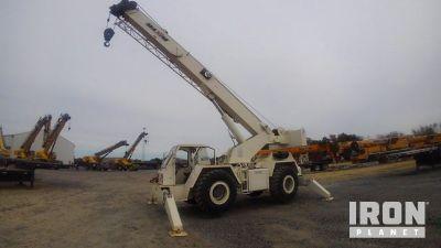 1998 PPM/P&H CN122D Rough Terrain Crane
