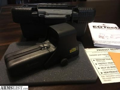 For Sale: Eotech 512 Pristine Condition