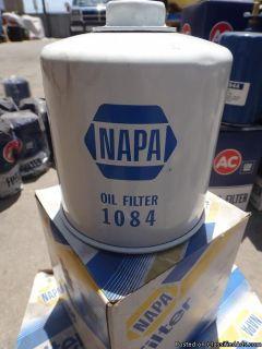 NAPA OIL FILTER 1084