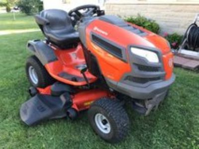 "Husqvarna 48"" Riding Mower 24HP"