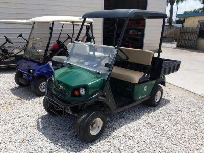 2014 Cushman Hauler 1200 Gas General Use Golf Carts Fort Pierce, FL