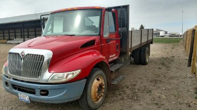 2008 International 4200 SBA 4X2