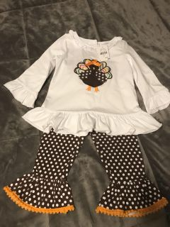 Adorable Thanksgiving Outfit