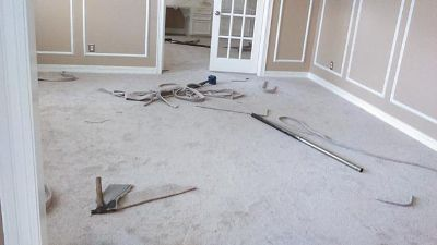 Carpet cleaning and installer