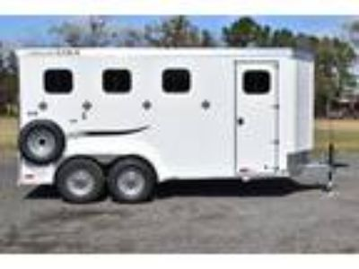 2019 Trailers USA Dixie Rampage 234THBP 4 horses