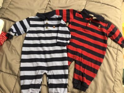 6m Carters Outfits