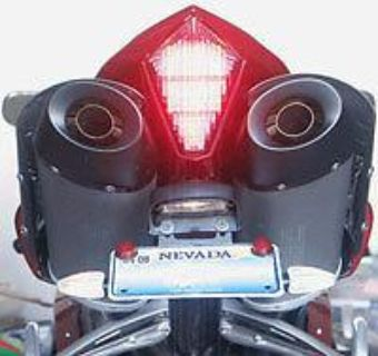 Buy Yamaha 07-08 YZF R1 Integrated Taillight Clear motorcycle in San Diego, California, US, for US $59.95