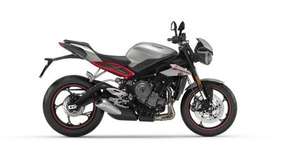2018 Triumph Street Triple R Low Sport Motorcycles Greenville, SC