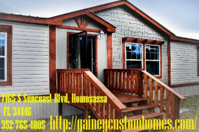 MOBILE HOMES MODULAR HOMES CALL GAINEY CUSTOM HOMES