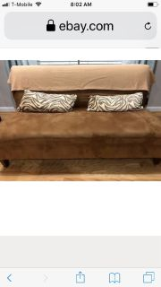 Sofa and chairs made in High Point NC