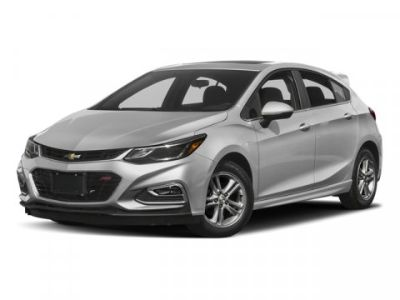 2017 Chevrolet Cruze LT (Kinetic Blue Metallic)