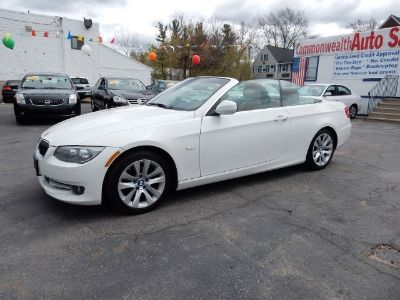 2011 BMW Legend 328i (Alpine White)