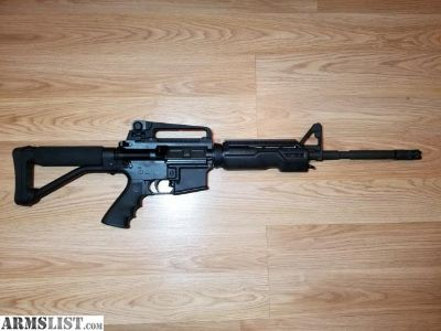 For Sale: Mil Spec M4 Style AR15