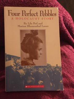 Four Perfect Pebbles A Holocaust Story