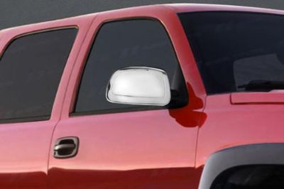 Buy SES Trims TI-MC-505 Chevy Avalanche Mirror Covers Truck Chrome Trim 3M Brand New motorcycle in Bowie, Maryland, US, for US $66.00