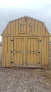 Large Portable Shed---FOR SALE OR TRADE
