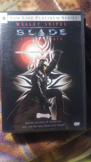 NEW DVD - BLADE - SEALED UNOPENED