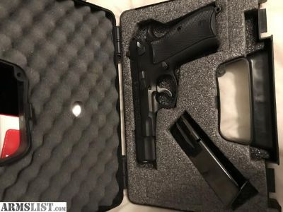 For Sale/Trade: CZ 75bd Police. 9mm