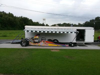 S/C Dragster & Trailer