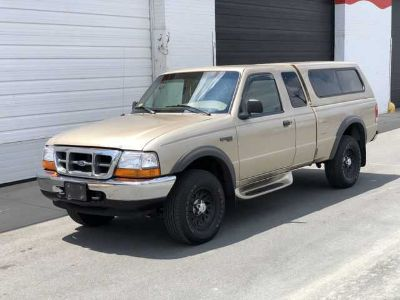 Used 1999 Ford Ranger Super Cab for sale