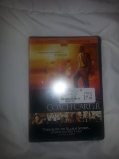 NIP Coach Carter dvd